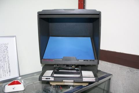 マイクロフィルム用モニター