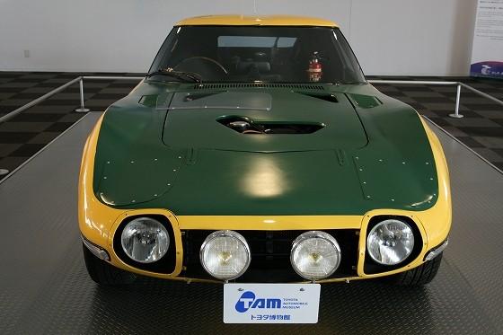 1966年トヨタ2000GTスピードトライアル仕様