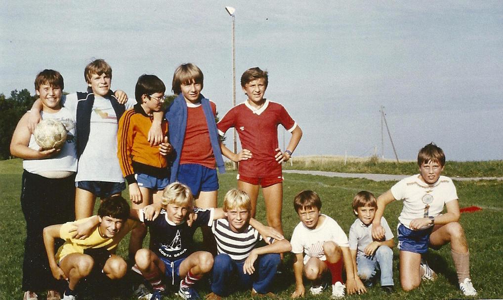 Bergschullager 3.Sek, 1981 (?)