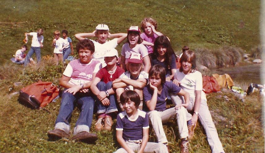 Schulreise 5. Klasse C. Fischer, Sept. 1981