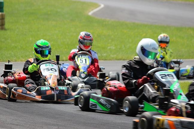 Mehrkämpfe gehören zum Besten was der Motorsport zu bieten hat