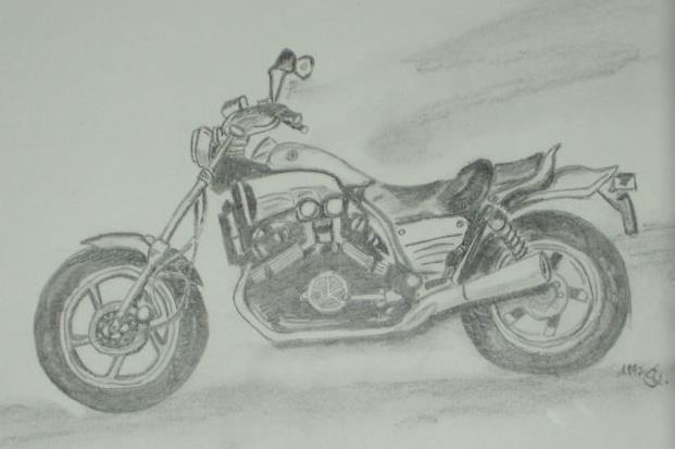 Art-Nr. 021 - VMax / Bleistift