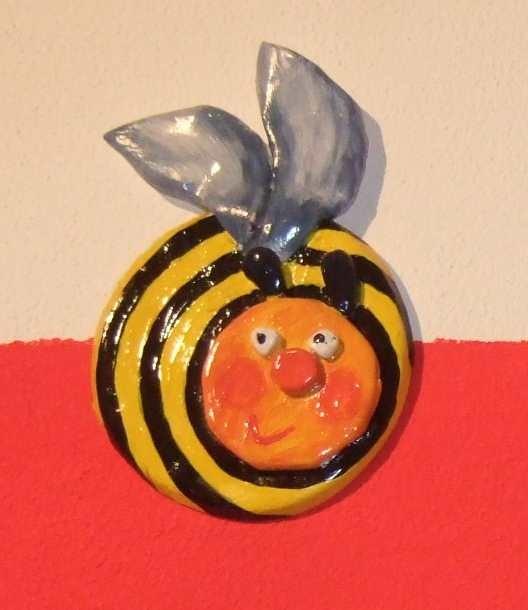 Art-Nr. 003 - Biene - Keramiplast