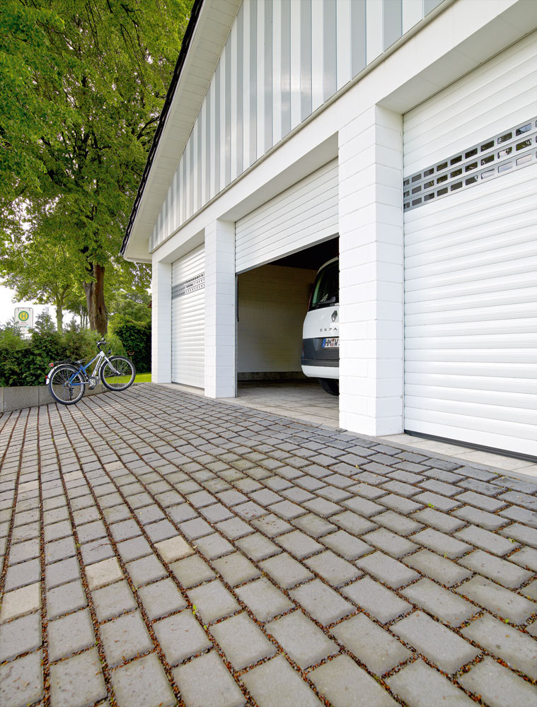 Garagenrolltore individuell gefertigt