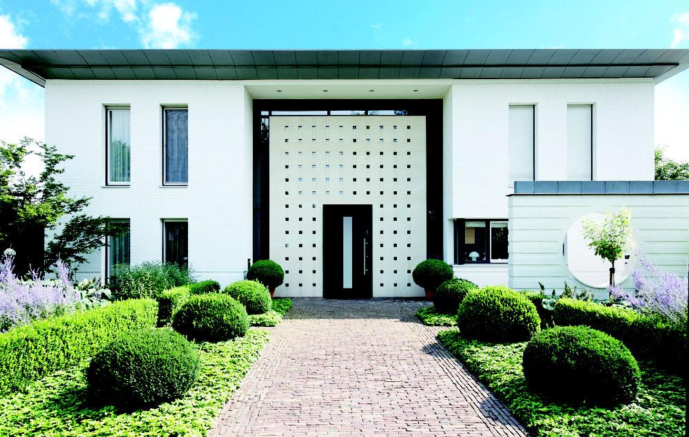 Haustüren der Blickfang ihres Hauses