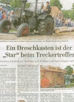 Bergedorfer Zeitung 04.08.2014