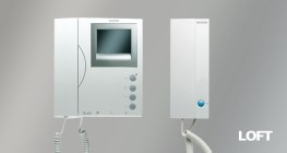 Monitor y Telefono Loft