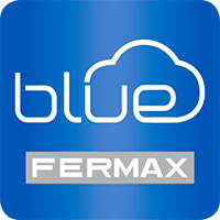 Fermax Blue 4 + You're at home