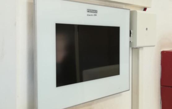 Instalacion Videoportero inalámbrico