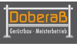 Logo Doberaß Gerüstbau