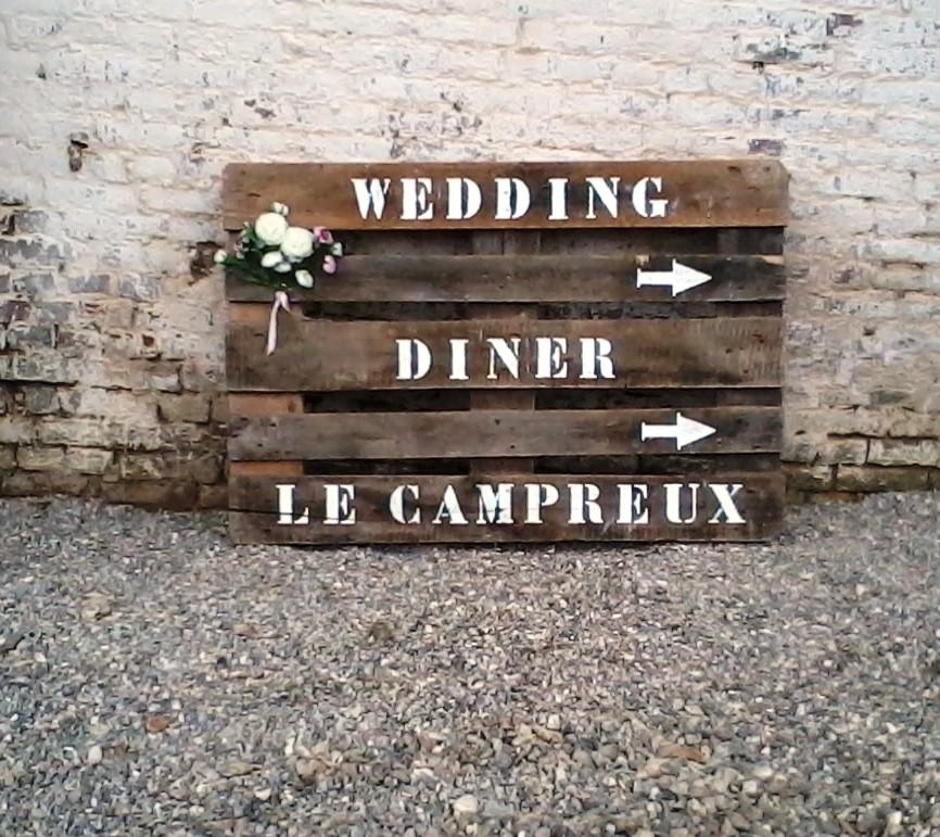 Invitation à diner, Le Campreux