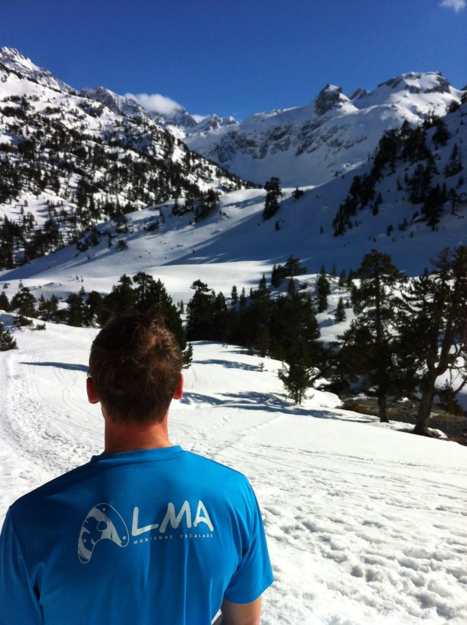 Février 2014 Pyrénées - Agathe Rémi