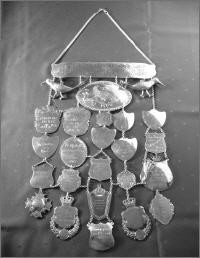 historische Schützenkette 1730 - 1980