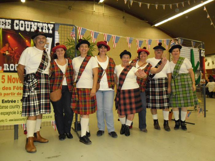 Les écossais!!!