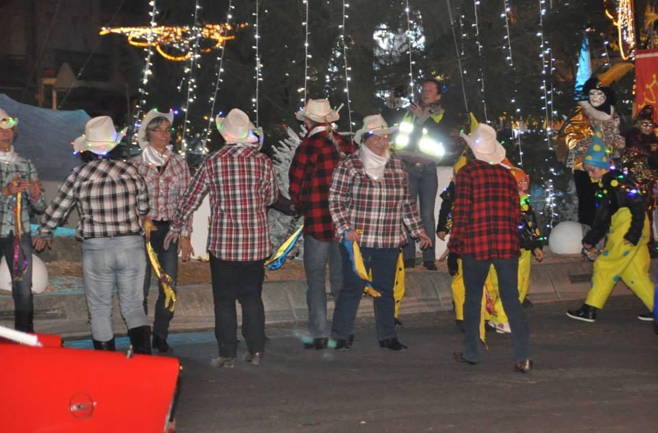 La Grande Parade Féérique de Noël - Photo Christine Vernhet