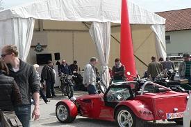 Messe ausblick13 - Die Leistungsschau im Passauer Land - Messerückschau Autoshow