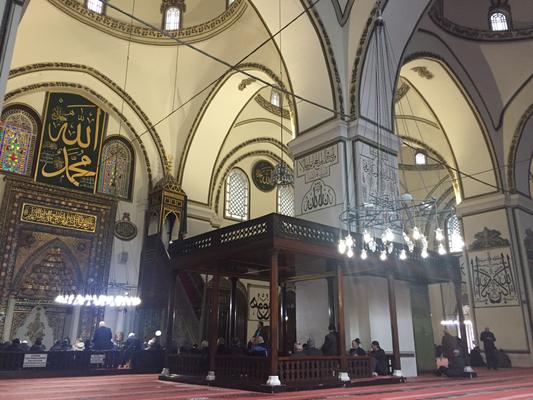Bursa  ウルモスク