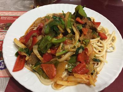İstanbul  絶品ウイグル麺