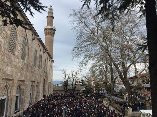 Bursa  トルコの葬儀