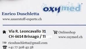 Sauerstoffgerät online kaufen Schweiz