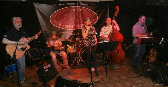 Café `t Vereinshoes, Vaals (NL), 04.11.2016