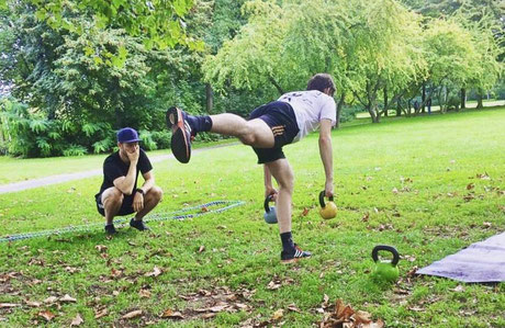 Outdoor 1:1 Personal Training