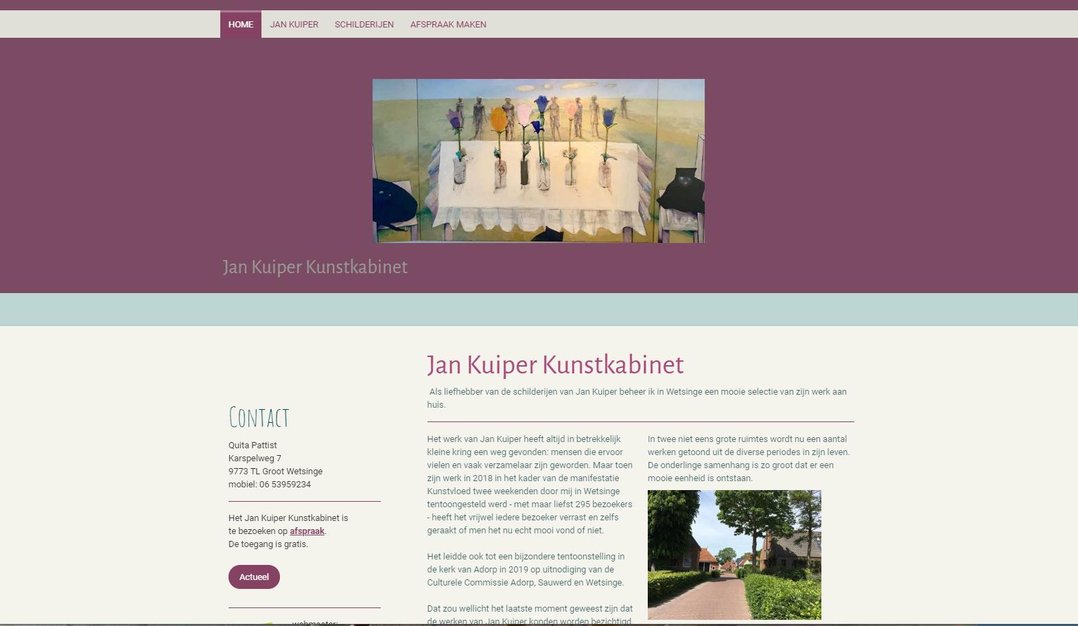 Jan Kuiper Kunstkabinet
