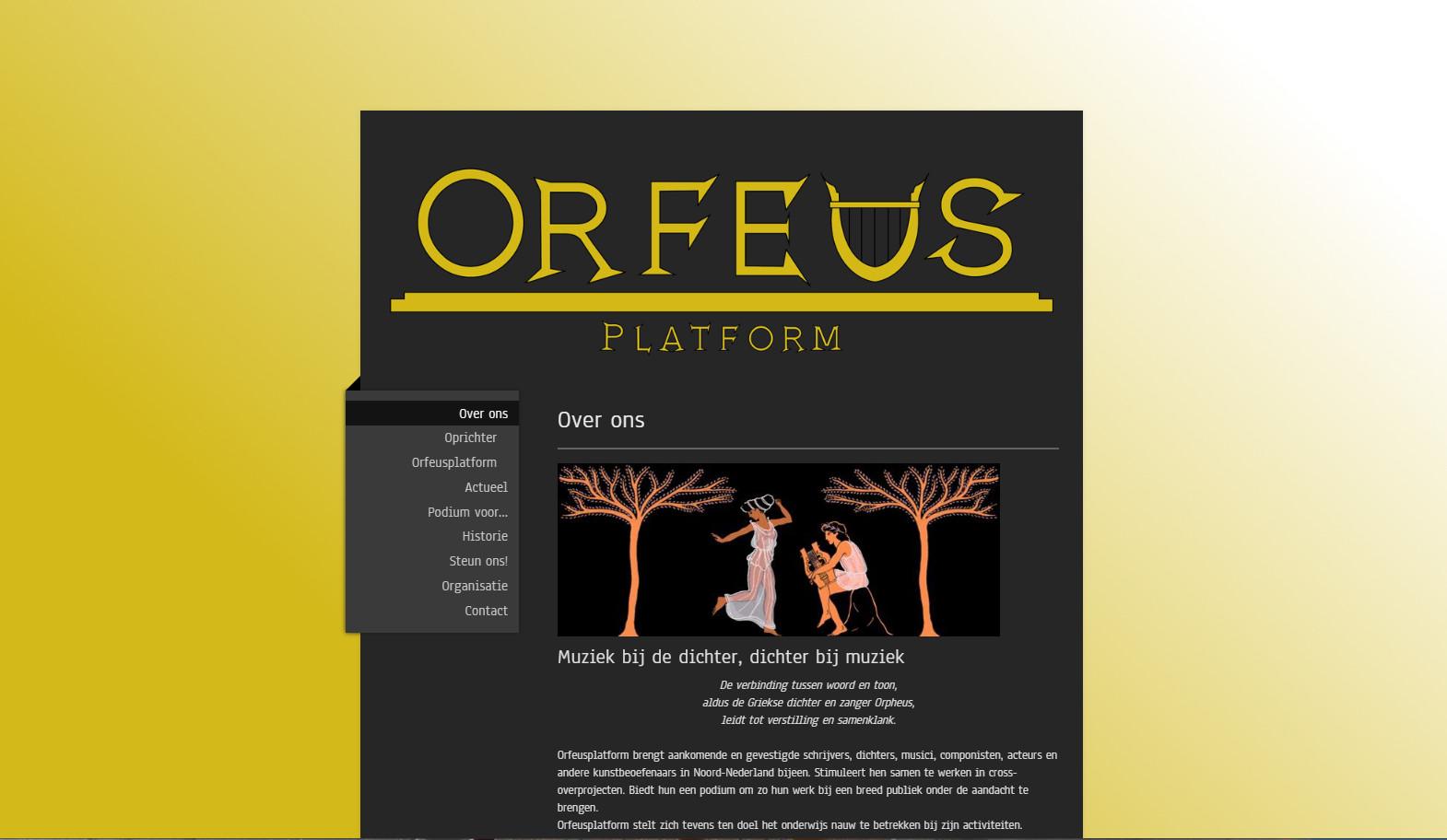 Orfeusplatform