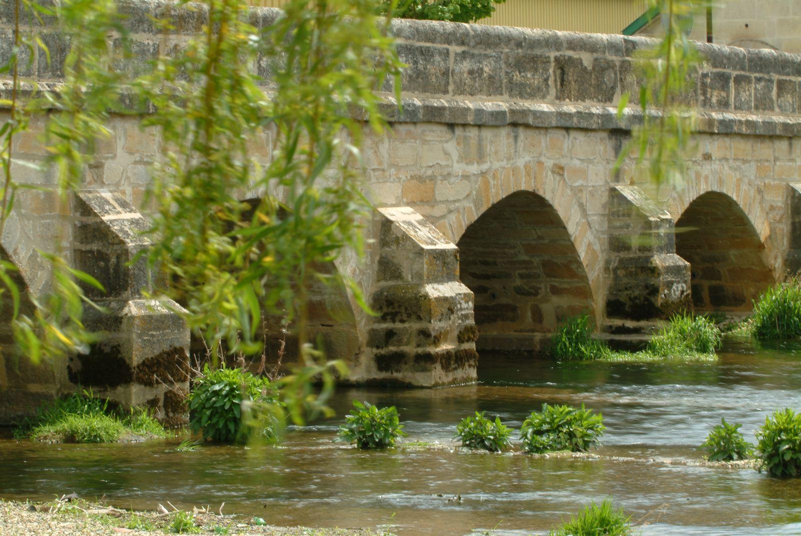 Un pont classé sur la Saulx