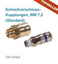 Schnellverschluss-Kupplungen NW 7,2 ( Standard )