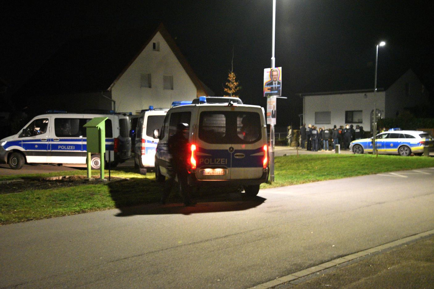 Wiesloch-Frauenweiler: Auseinandersetzung zwischen zwei Männern dringender Verdacht eines versuchten Tötungsdelikts gegen 54-jährigen Tatverdächtigen