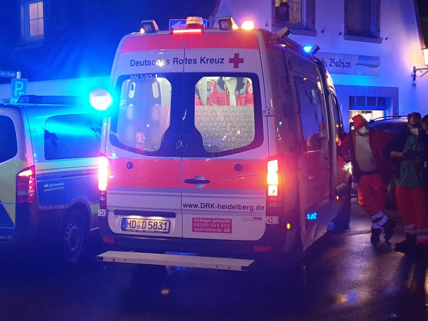 Eppelheim, Rhein-Neckar-Kreis: Auseinandersetzung unter Jugendlichen - gefährliche Körperverletzung