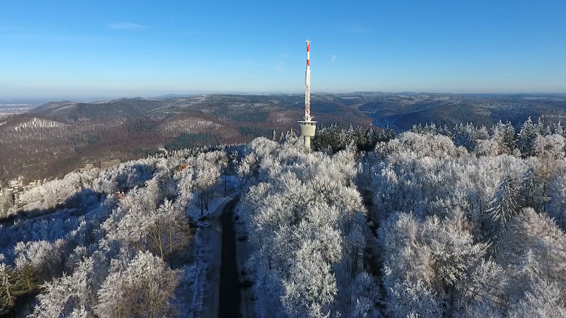 Königstuhl: Aussichtsplattform gesperrt