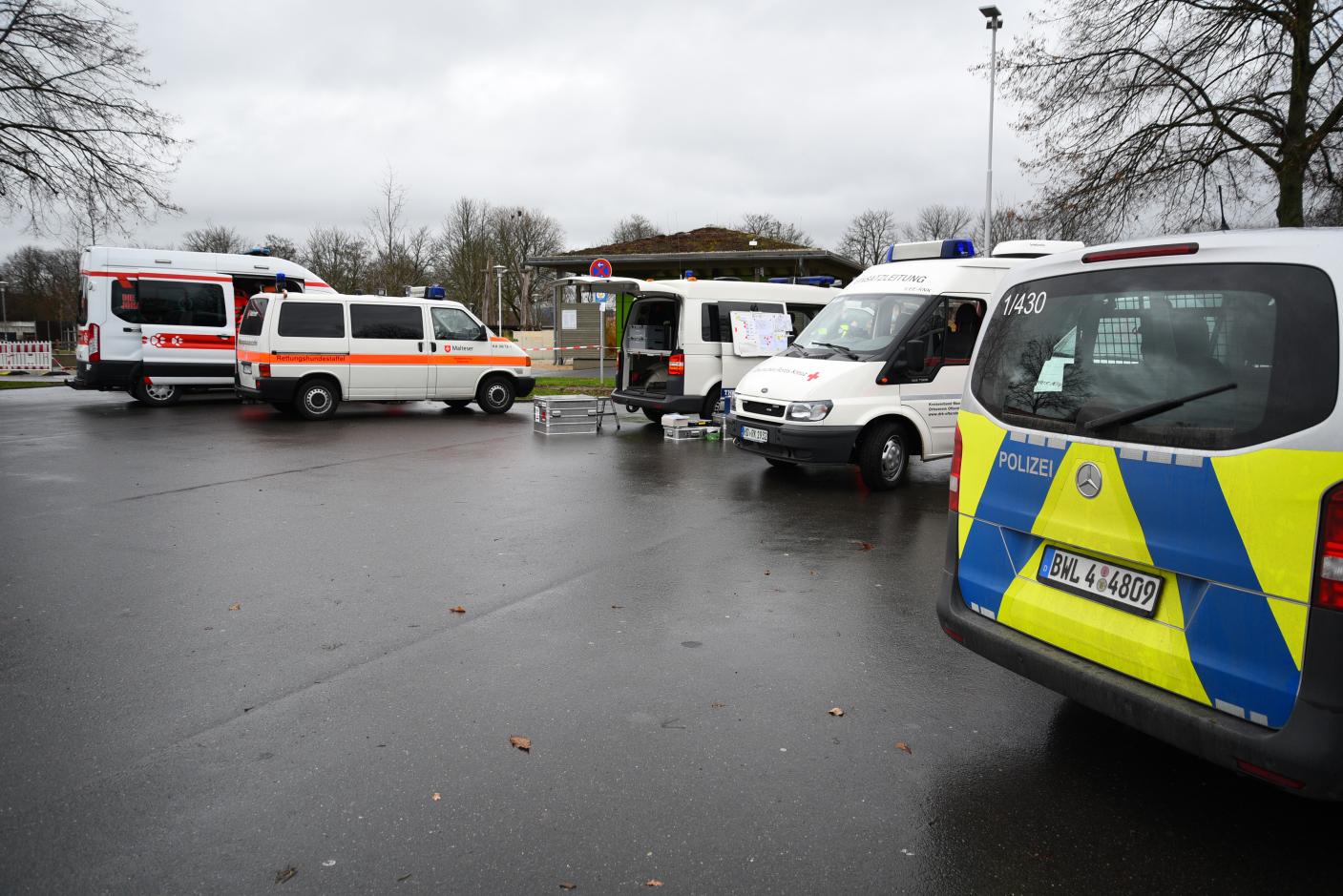 Mannheim/Schwetzingen: Vermisste Person zurückgekehrt