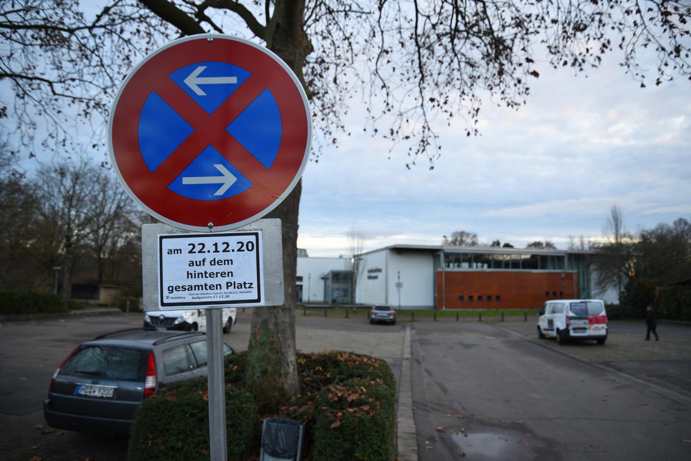 Kreisimpfzentrum: Vorbereitungen am Gesellschaftshaus starten am 21. Dezember
