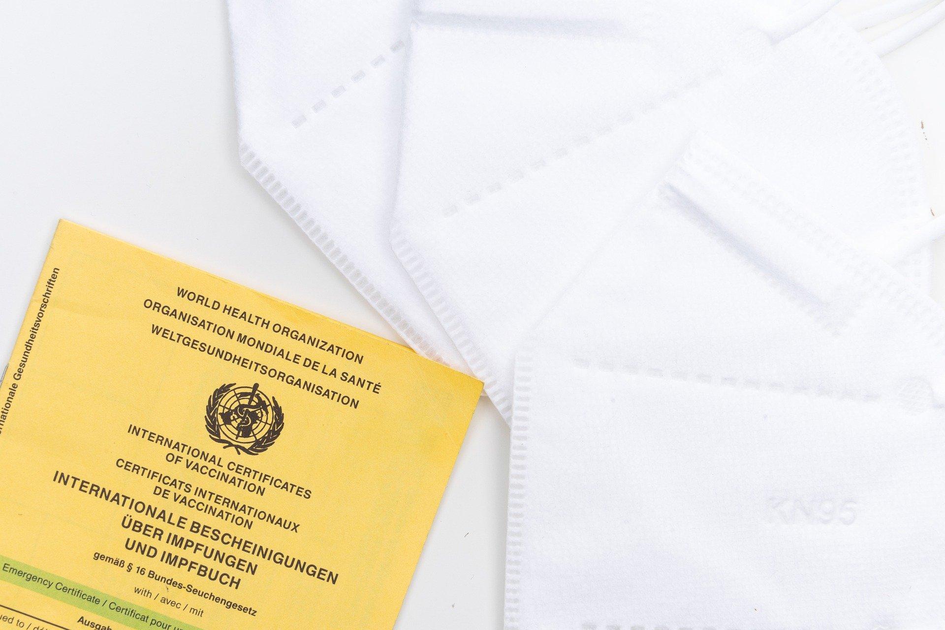 Impfpass: DARUM sollte man ihn nicht im Netz zeigen