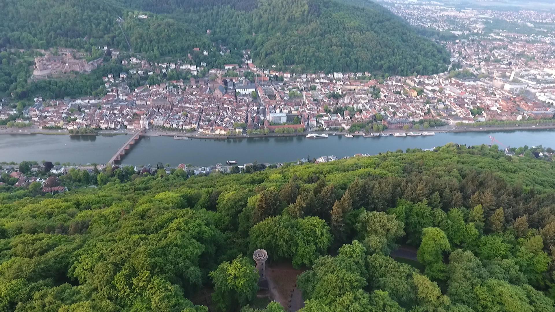 Stadt Heidelberg verteilt kostenlos medizinische Masken an Menschen mit Heidelberg-Pässen