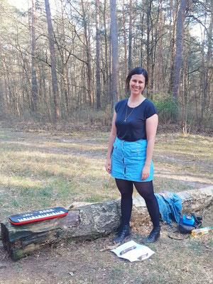Alternative Musikschule im Wald