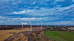 basse fréquence générée par une éolienne