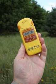 dosimètre (existe  en location)