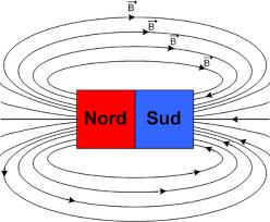 champ magnérique