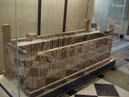 cercueil de Tachépenkhonsou,VII°-VI° siècles av. J.-C.