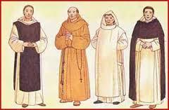ordres catholiques vivant de charité