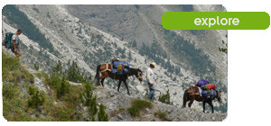 Explore Montenegro in adventure tours