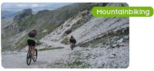 Mountain biking in National parks of Montenegro