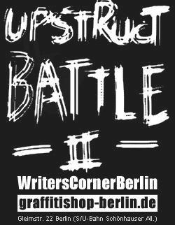 UPSTRUCT! Sketchbattle #2 sponsored by Writers Corner
