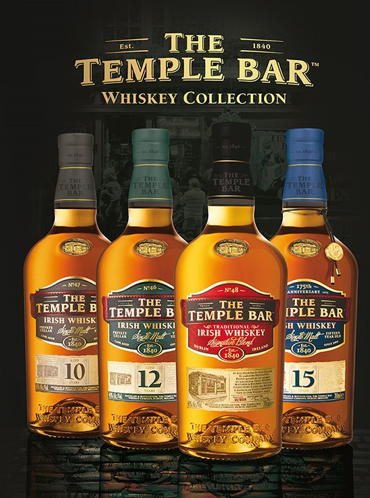 Traditional Irish Whiskey - up to 15 years old