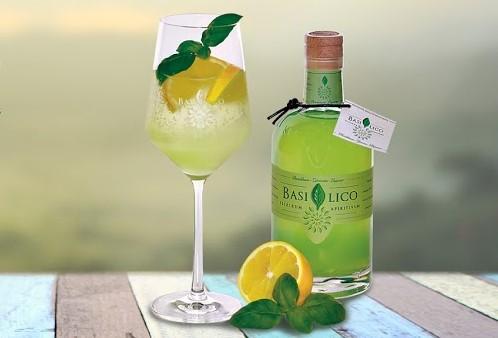 Basilico – la surprenante boisson apéritive!