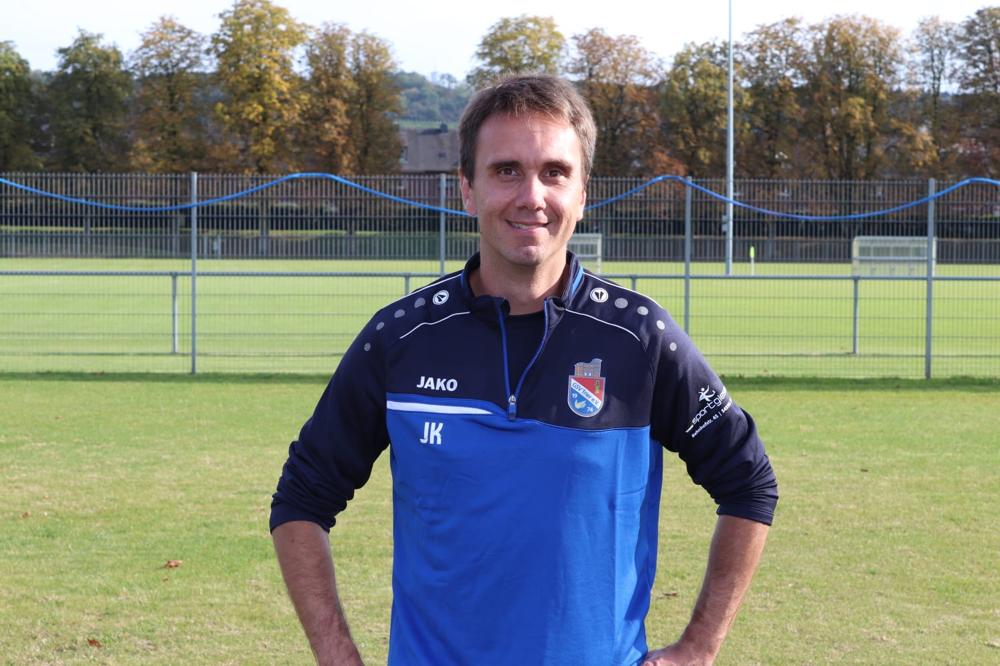 1.Fussballleiter Fabian Rienermann