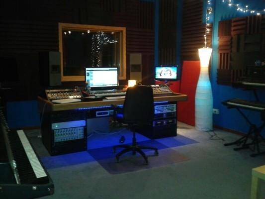 Furniture recording studio bram modular bram modular - Muebles para estudio de grabacion ...